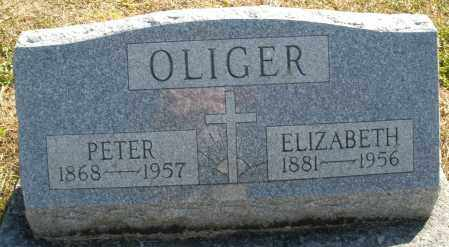 OLIGER, PETER - Darke County, Ohio | PETER OLIGER - Ohio Gravestone Photos