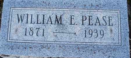 PEASE, WILLIAM E. - Darke County, Ohio | WILLIAM E. PEASE - Ohio Gravestone Photos