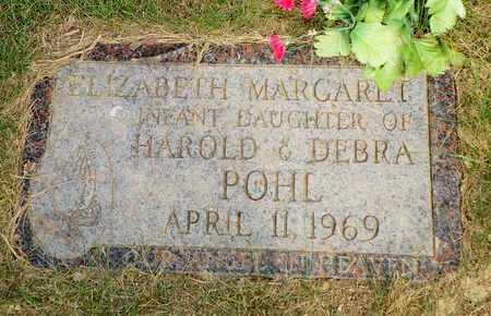 POHL, ELIZABETH MARGARET - Darke County, Ohio | ELIZABETH MARGARET POHL - Ohio Gravestone Photos