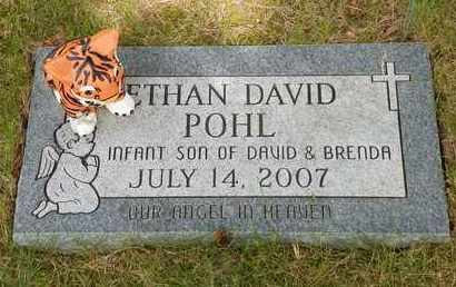 POHL, ETHAN DAVID - Darke County, Ohio | ETHAN DAVID POHL - Ohio Gravestone Photos
