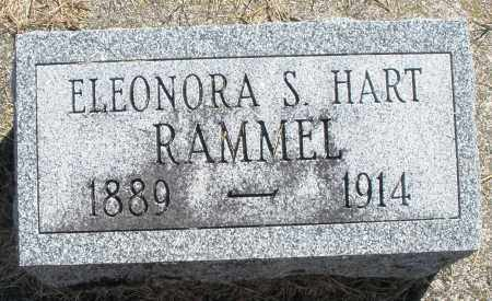 RAMMEL, ELEONORA S. - Darke County, Ohio | ELEONORA S. RAMMEL - Ohio Gravestone Photos