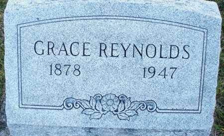 REYNOLDS, GRACE - Darke County, Ohio | GRACE REYNOLDS - Ohio Gravestone Photos