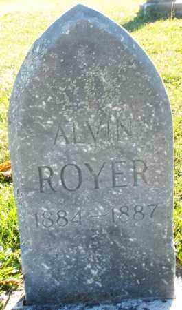 ROYER, ALVIN - Darke County, Ohio | ALVIN ROYER - Ohio Gravestone Photos