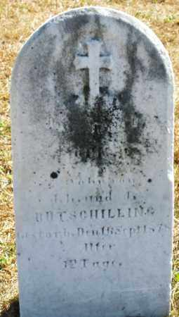 RUTSCHILLING, ? - Darke County, Ohio | ? RUTSCHILLING - Ohio Gravestone Photos
