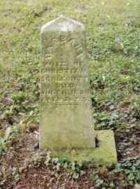 SCHLECHTY, BARBARY - Darke County, Ohio | BARBARY SCHLECHTY - Ohio Gravestone Photos