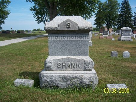 SHANK, AHIJAH - Darke County, Ohio | AHIJAH SHANK - Ohio Gravestone Photos
