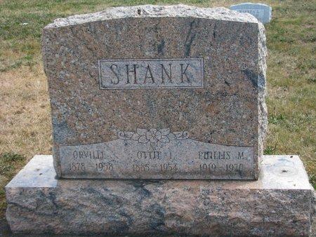 SHANK, OTTIE IDELLA - Darke County, Ohio | OTTIE IDELLA SHANK - Ohio Gravestone Photos