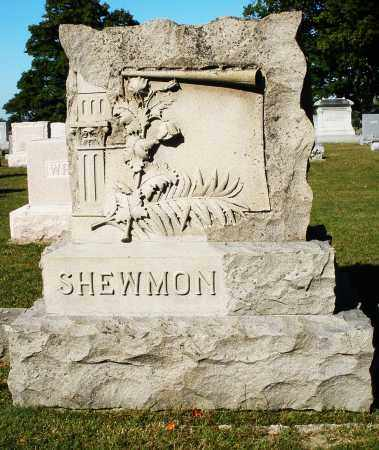 SHEWMON, MONUMENT - Darke County, Ohio | MONUMENT SHEWMON - Ohio Gravestone Photos