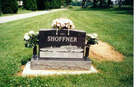 SHOFFNER, ROBERT E. - Darke County, Ohio | ROBERT E. SHOFFNER - Ohio Gravestone Photos
