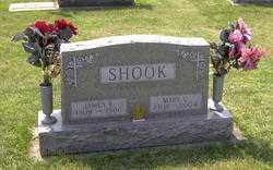 SHOOK, MARY CATHERINE - Darke County, Ohio | MARY CATHERINE SHOOK - Ohio Gravestone Photos
