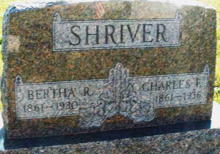 SHRIVER, CHARLES F. - Darke County, Ohio | CHARLES F. SHRIVER - Ohio Gravestone Photos