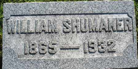 SHUMAKER, WILLIAM - Darke County, Ohio | WILLIAM SHUMAKER - Ohio Gravestone Photos