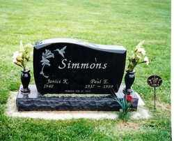 SIMMONS, JANICE K. - Darke County, Ohio | JANICE K. SIMMONS - Ohio Gravestone Photos