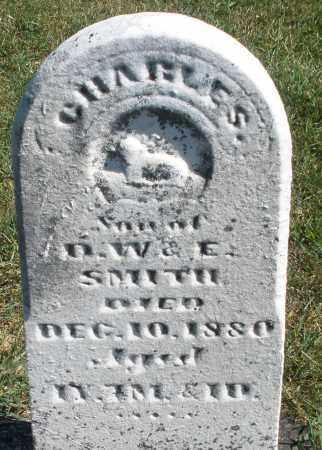 SMITH, CHARLES - Darke County, Ohio   CHARLES SMITH - Ohio Gravestone Photos