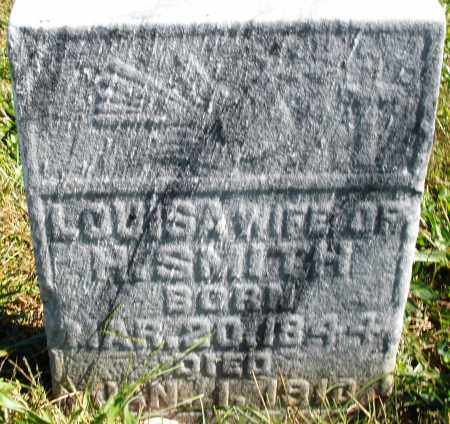 SMITH, LOUISA - Darke County, Ohio | LOUISA SMITH - Ohio Gravestone Photos