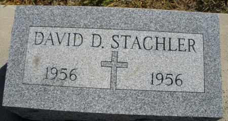 STACHLER, DAVID D. - Darke County, Ohio | DAVID D. STACHLER - Ohio Gravestone Photos