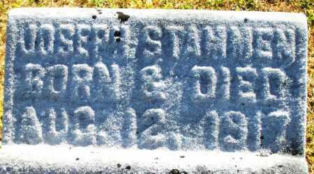 STAMMEN, JOSEPH - Darke County, Ohio | JOSEPH STAMMEN - Ohio Gravestone Photos