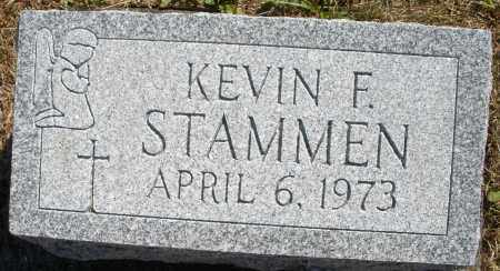 STAMMEN, KEVIN F. - Darke County, Ohio | KEVIN F. STAMMEN - Ohio Gravestone Photos
