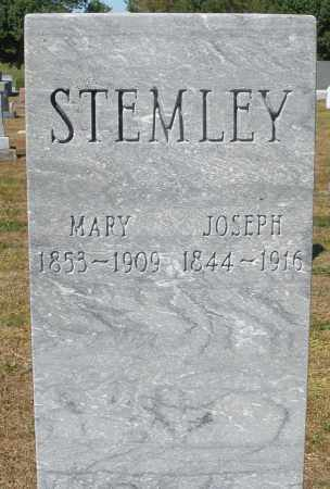 STEMLEY, JOSEPH - Darke County, Ohio | JOSEPH STEMLEY - Ohio Gravestone Photos