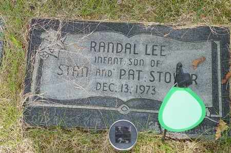 STOVER, RANDAL LEE - Darke County, Ohio | RANDAL LEE STOVER - Ohio Gravestone Photos