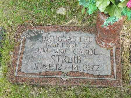 STREIB, DOUGLAS LEE - Darke County, Ohio | DOUGLAS LEE STREIB - Ohio Gravestone Photos