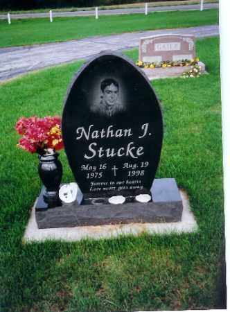 STUKE, NATHAN J. - Darke County, Ohio | NATHAN J. STUKE - Ohio Gravestone Photos