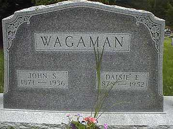 WAGAMAN, DAISIE E. - Darke County, Ohio | DAISIE E. WAGAMAN - Ohio Gravestone Photos