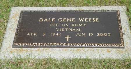 WEESE, DALE GENE - Darke County, Ohio | DALE GENE WEESE - Ohio Gravestone Photos