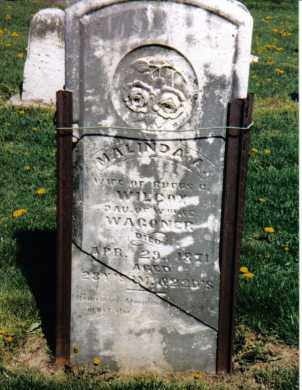 WAGONER WILCOX, MALINDA A. - Darke County, Ohio | MALINDA A. WAGONER WILCOX - Ohio Gravestone Photos
