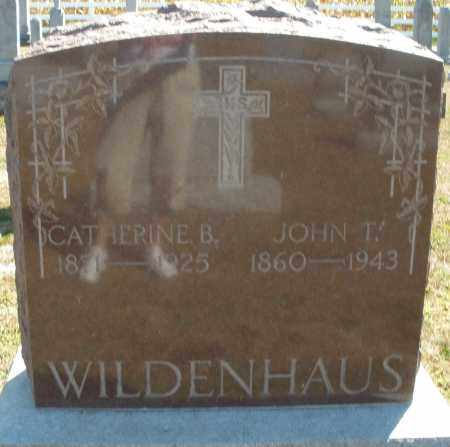 WILDENHAUS, JOHN T. - Darke County, Ohio | JOHN T. WILDENHAUS - Ohio Gravestone Photos
