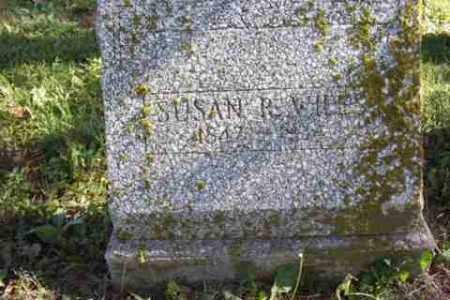 WILES, SUSAN R. - Darke County, Ohio   SUSAN R. WILES - Ohio Gravestone Photos