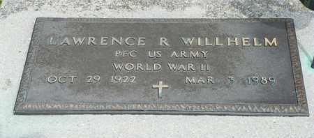 WILLHELM, LAWRENCE R. - Darke County, Ohio | LAWRENCE R. WILLHELM - Ohio Gravestone Photos