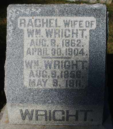 WRIGHT, WILLIAM - Darke County, Ohio | WILLIAM WRIGHT - Ohio Gravestone Photos