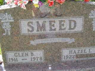 SMEED, GLEN B - Defiance County, Ohio | GLEN B SMEED - Ohio Gravestone Photos