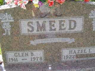 SMEED, HAZEL I - Defiance County, Ohio | HAZEL I SMEED - Ohio Gravestone Photos