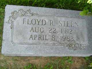 STEEN, FLOYD R - Defiance County, Ohio | FLOYD R STEEN - Ohio Gravestone Photos