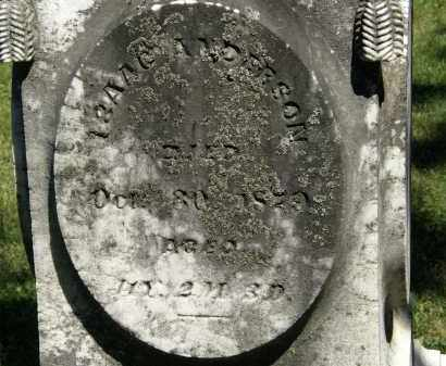 ANDERSON, ISAAC - Delaware County, Ohio | ISAAC ANDERSON - Ohio Gravestone Photos