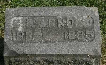 ARNOLD, C.R. - Delaware County, Ohio | C.R. ARNOLD - Ohio Gravestone Photos