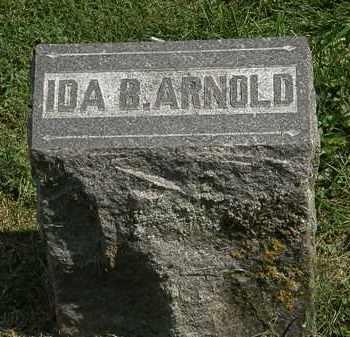 ARNOLD, IDA B. - Delaware County, Ohio | IDA B. ARNOLD - Ohio Gravestone Photos