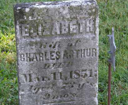 ARTHUR, CHARLES - Delaware County, Ohio | CHARLES ARTHUR - Ohio Gravestone Photos