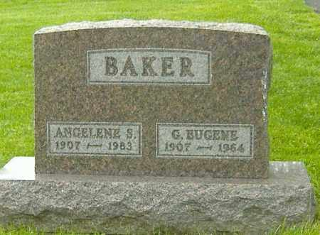 BAKER, ANGELENE S. - Delaware County, Ohio | ANGELENE S. BAKER - Ohio Gravestone Photos