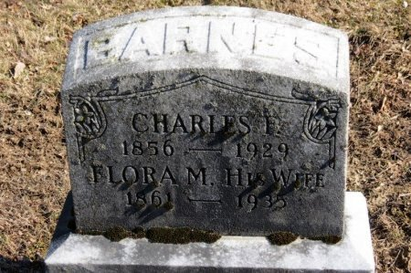 BARNES, FLORA M. - Delaware County, Ohio | FLORA M. BARNES - Ohio Gravestone Photos