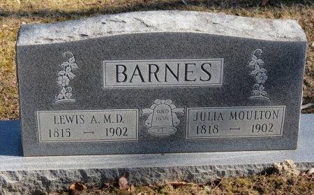 BARNES, LEWIS A. - Delaware County, Ohio | LEWIS A. BARNES - Ohio Gravestone Photos