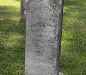 BARTHOLOMEW, MELVIN - Delaware County, Ohio | MELVIN BARTHOLOMEW - Ohio Gravestone Photos