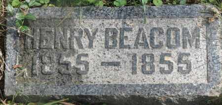 BEACOM, BEACOM - Delaware County, Ohio | BEACOM BEACOM - Ohio Gravestone Photos
