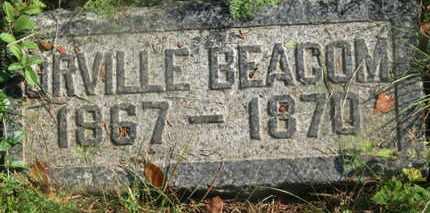 BEACOM, ORVILLE - Delaware County, Ohio | ORVILLE BEACOM - Ohio Gravestone Photos