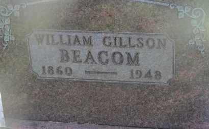 BEACOM, WILLIAM GILLSON - Delaware County, Ohio | WILLIAM GILLSON BEACOM - Ohio Gravestone Photos