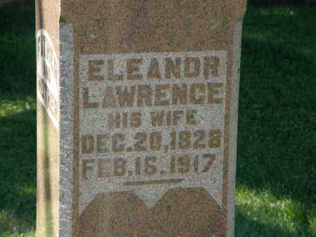 LAWRENCE BEAN, ELENOAR - Delaware County, Ohio | ELENOAR LAWRENCE BEAN - Ohio Gravestone Photos