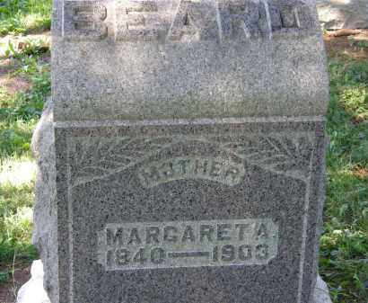 BEARD, MARGARET A. - Delaware County, Ohio | MARGARET A. BEARD - Ohio Gravestone Photos