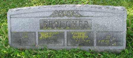 HARDIN BEOUGHER, VICTORIA - Delaware County, Ohio | VICTORIA HARDIN BEOUGHER - Ohio Gravestone Photos